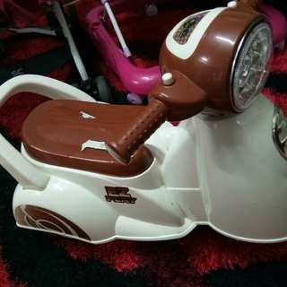 Moto skuter Sweet Heart
