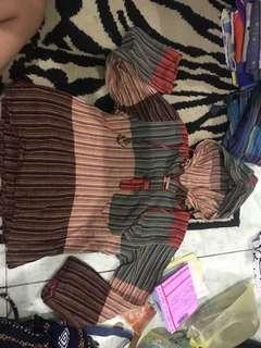 REPRICED!! Nepali weaved pullover hoodie (unisex)