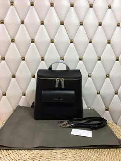 Charles and Keith Bucket Back pack