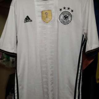 Adidas Germany Home Confederstions Cup kit 16-17