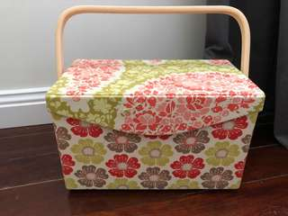 Sewing box for sale