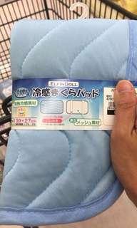 ✈️日本直運🇯🇵冰感床墊/涼感枕頭墊❄️