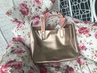 Coach Large Derby Tote Bag