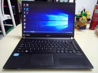Acer Slim i5/win10/4Gb/320Gb Hdd/14.5inch