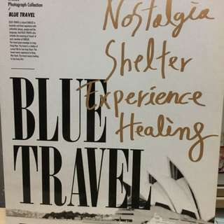 Cnblue first photobook - Blue travel