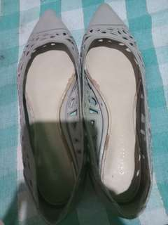 Shoes flat charles and keith ORI