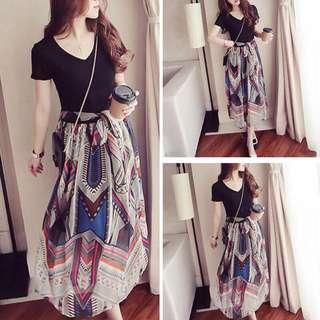 Korea  Hot Midi dress