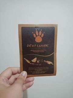 DEWI LUWAK