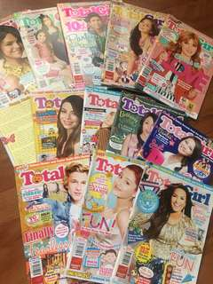 Total Girl Magazine Collection