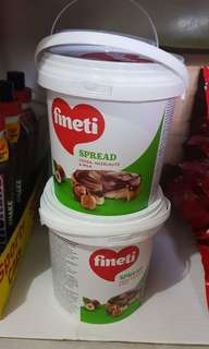 Finetti Spread