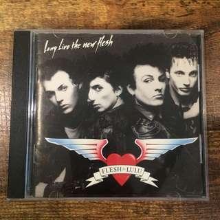 Flesh for lulu - long live the new flesh cd