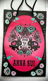 Anna Sui 紙袋