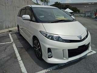 Toyota estima 2.4 aeras premium 2013