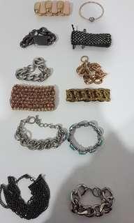 Stunning bracelets!