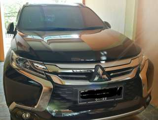 All New Pajero Sport 2.4 Dakar (AT) 2017