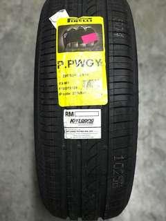 Pirelli 205 55 16 tayar civic fd fb exora wish preve *mari sini mora mora*