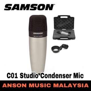 Samson C01 Large Diaphragm Condenser