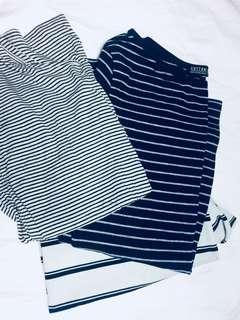 Stripy top bundle