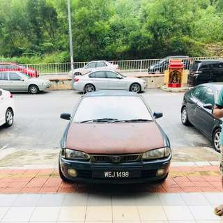 Proton Wira 1.5 Auto