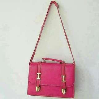 #mausupreme Code : Vintage Bag Pink