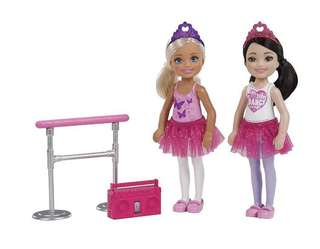 Barbie Club Chelsea Ballerina set