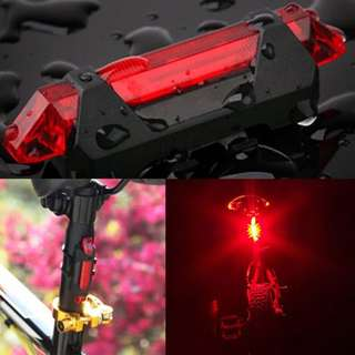 Bicycle USB Rear Light