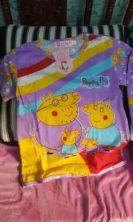 Peppa Pig Pajama Terno