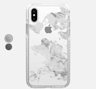 Casetify IPhone X marble case (free shipping)