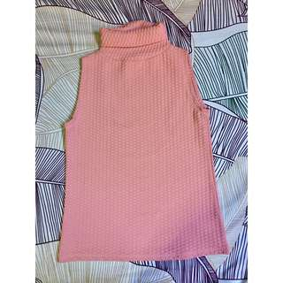 Turtle Neck Sleeveless | Pre Loved