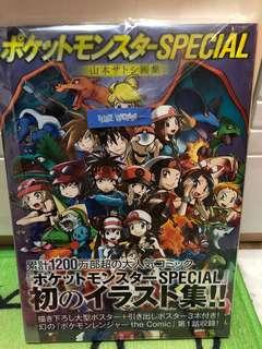 Pokemon characters book