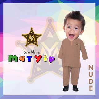Baju Melayu Mat Yip