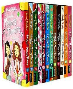 eBook - Malory Towers 12 Book Set by Enid Blyton