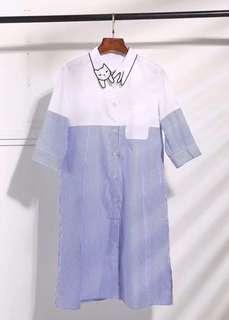 Miss Patina 小貓款連身裙