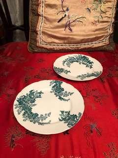 Rare! Kopitiam Desert plate