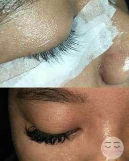 Extension bulu mata / eyelash extension