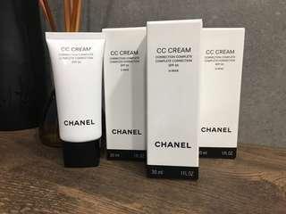 BN Chanel CC Cream - No. 20