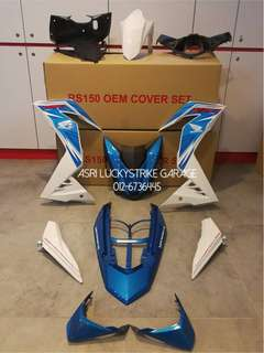 COVERSET RS 150R