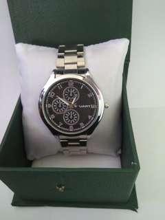 Jam tangan stuart silver