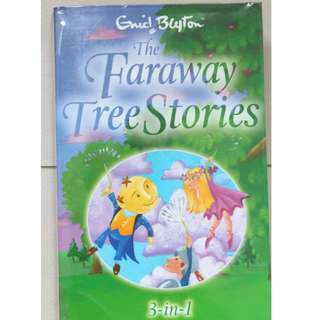 Children's Book by Enid Blyton  : The Faraway Tree Stories