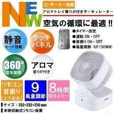日本牌子行貨一年保養 SOUYI Roommate  (空氣循環旋風機)