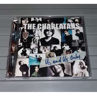 THE CHARLATANS - Us and Us Only (CD, Album)