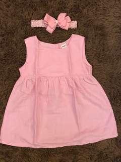 Dress max baby 1 set
