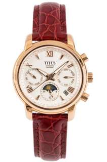 Solvil et Titus watch