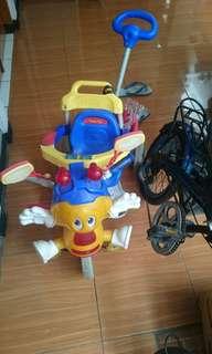 Sepeda dorong family