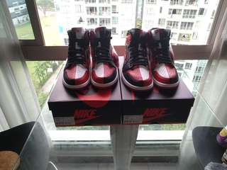 Air Jordan Homage to Home 10.5 BNDS