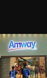 Amway member