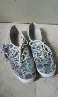 *SALE* Authentic Keds Floral Sneakers