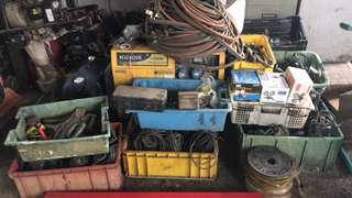 USED TOOLS CLEARANCE