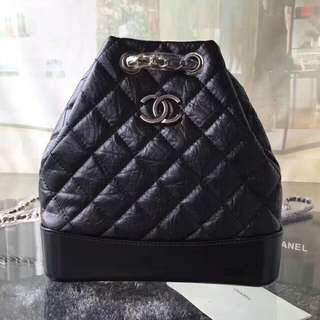backpack chanel mirror quality