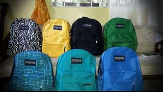 Jansport bag good quality